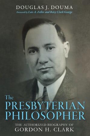Gordon H. Clark cover designer